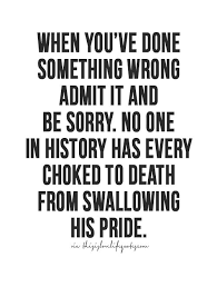 Apologize Quotes Stunning Apology Quotes Quotes And Humor