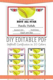 22 Best Diy Editable Certificates Images In 2019
