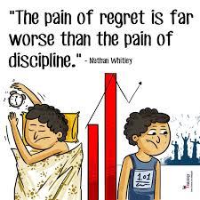 Inkology على تويتر Pain Of Regret Pain Of Discipline Quotes