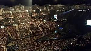 Prudential Center Section 210 Concert Seating