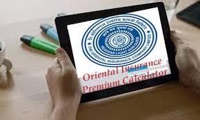 Oriental Insurance Premium Calculator For All Policies