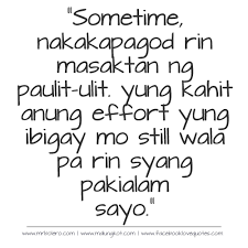 Best Ligaw Quotes Courting Quotes Tagalog Malungkot Com