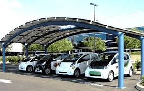 First Solar Powered Electric Car Charging Stations Open In Sofia