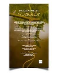 Prideinpurity Training Workshop Pride In Purity