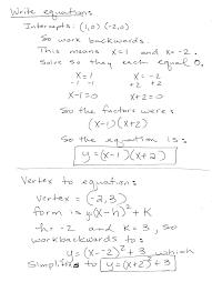 quadratic equation to vertex form calculator math convert from vertex form to standard form math worksheet