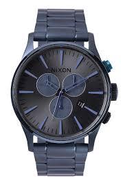 sentry chrono men s watches nixon watches and premium accessories sentry chrono deep blue