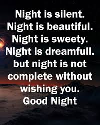 Cute Good Night Quotes Simple Good Night Quotes Wishes And Messages For Friends Lovers With Images
