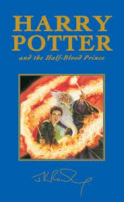 harry potter and the half blood prince special edition luxury hardback edition of hp bookharry