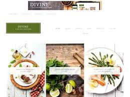 Restaurant Blog Theme New Screenshots Big Recipe Template Wordpress