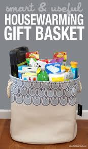 DIY Housewarming Gifts   Smart And Useful Housewarming Gift Basket  Best Do  It Yourself Gift