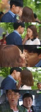 lee seung gi kisses go ara
