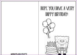 printable birthday card template olifa net