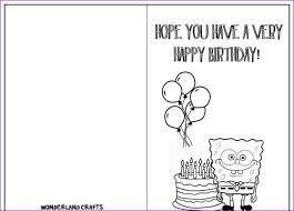 printable birthday card template olifa net