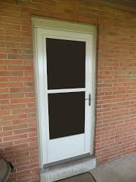 Storm Door - PBS Installation