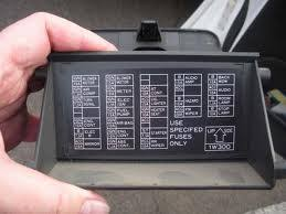 nissan frontier questions where are the fuses for the signal 2009 Nissan Frontier Leather i looked for the fuse box diagram and am not able to help you without knowing the year they vary a lot take the cover off and you should see something