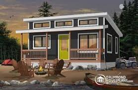 Great Escape Affordable Small 2 Bedroom Cabin, 3 Season Tiny Home With Wood  Stove