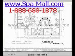 Spa Design Spa Space Planning And ArchitectureSpa Floor Plan Design