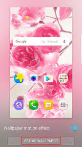 Samsung Galaxy S7 Edge How to Change Home Screen Wallpaper in