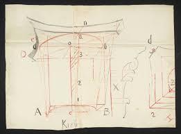 Lecture Diagram Perspective Construction Of A Corinthian Capital