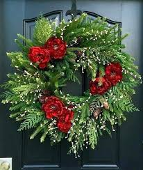 outdoor wreath with solar lights light up wreaths outdoors inspirational lighted cordless large