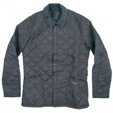 Barbour Heritage Liddesdale Quilted Jacket Navy - Mens Clothing ... & Heritage Liddesdale Quilted Jacket Navy Adamdwight.com