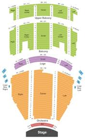 The Hanover Theatre For The Performing Arts Tickets Seating
