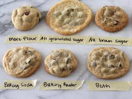 Cookie Chart Chocolate Chip Cookies Chart Twilas Quality Cookware