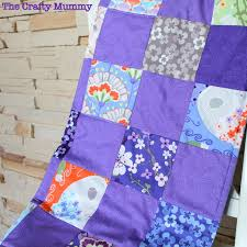 Baby Quilt Collection • The Crafty Mummy & quilt in a weekend Adamdwight.com