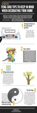 office feng shui tips. 5 BASIC FENG-SHUI TIPS TO KEEP IN MIND WHEN DECORATING YOUR HOME | Visual.ly Office Feng Shui Tips O