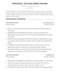Example Of A Resume For A Teacher Teachers Aide Resume Teachers Aide