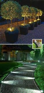 garden outdoor lighting. 24 lowcost ways to power up your homes curb appeal backyard lightingdeck lightinglandscape garden outdoor lighting