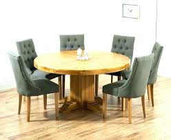 dining room 6 chairs round table to seat 6 interior round table seats 6 modern dining