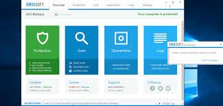 Emsisoft Anti-Malware - Full Product Screenshots | MalwareTips Community