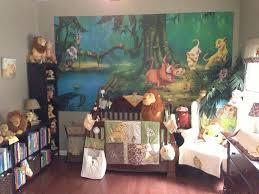 lion king nursery ideas