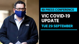 A number of victoria's new coronavirus cases have been traced back to hotel quarantine breaches; Live 7 More Deaths And 10 New Coronavirus Cases In Victoria Abc News Youtube