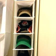 hat organizer for closet ball cap storage keep those ball caps picked up closet storage hanger hat organizer for closet