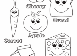 Small Picture Life Learning Coloring Pages Printables Educationcom