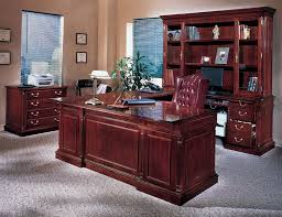 office wood desk. Fascinating Big Office Desk With Additional Interior Decor Home Wood S