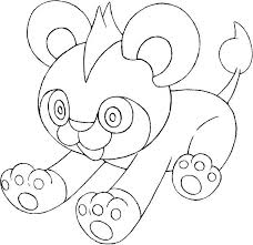 Chespin Pokemon Coloring Pages Jerusalem House