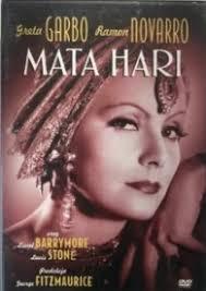 DVD - MATA HARI - Greta Garbo - 7451989775 - oficjalne archiwum Allegro