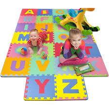 Floor mats for kids Interlocking 26piece Foam Floor Alphabet Puzzle Mat For Kids Multicolor Walmartcom Aliexpresscom 26piece Foam Floor Alphabet Puzzle Mat For Kids Multicolor
