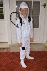 no sew astronaut costume diy