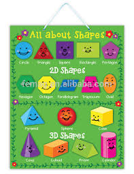 E1006 2014 Hot Brand New For Kids Baby And Child Shapes Creative Magnetic Educational Learning Wall Chart Buy Wall Chart For Children