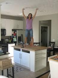 Kitchen:Captivant Diy Kitchen Island Ideas With Seating Surprising:Diy  Seating:diy kitchen