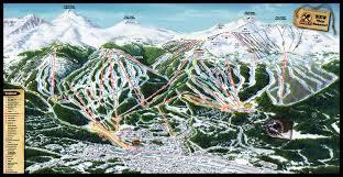 breckenridge mountain trail map  ski butlers