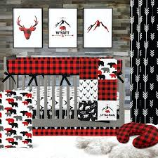 buffalo plaid crib bedding like this item buffalo plaid crib bedding set