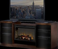 dimplex windham mocha electric fireplace media console nice dimplex acton electric fireplace entertainment center realogs
