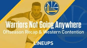2019 20 Golden State Warriors Starting Lineup Today