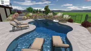 Pool Landscape Design Design A Pool Pool Design And Pool Ideas