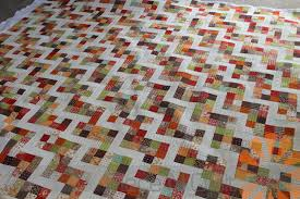Piece N Quilt: Scrappy Zig Zag Quilt - Custom Machine Quilting by ... & ... asked me to to quilt it to really make the zig zag pattern pop!  Together we discussed a few ideas and came up with this. I really love the  final result. Adamdwight.com